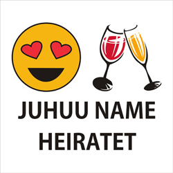JGA - Juhuu sie heiratet